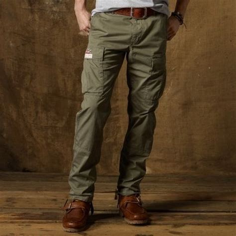 Pickyourdenim Sailor Green army green cargo for a definite color choice and don t just fall for