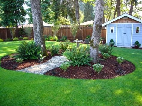 oak landscaping gardens porches gardening landscaping flower gardens mulching around trees around trees