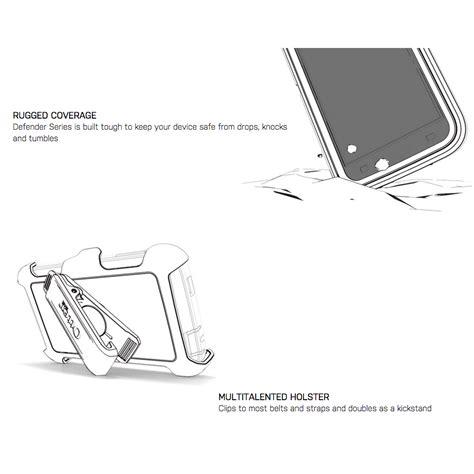 Iphone 6 6 S Otterbox Defender Casinganti Shock Spigen Like otterbox defender apple iphone 6 6s black