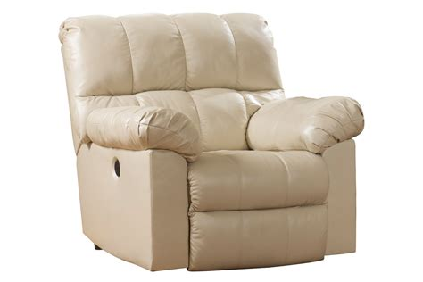 white recliner rocker kennard cream rocker recliner at gardner white