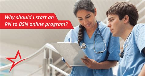 Bsn Programs - why to earn your bsn