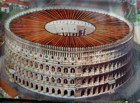 Colosseum Awning by E1582 Colosseum Met Dak Rome September 02 Gratis Foto Albums Seniorennet