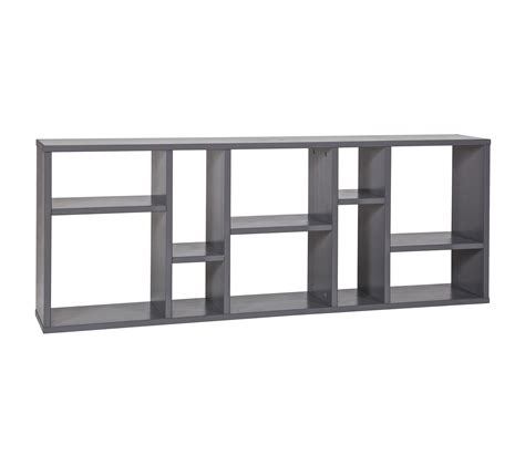 Shelf With Compartment by Horizon Wall Shelf 10 Compartments For In S A