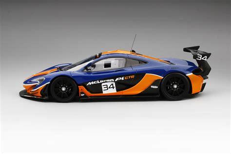 orange mclaren price tsm model official website collectible model cars