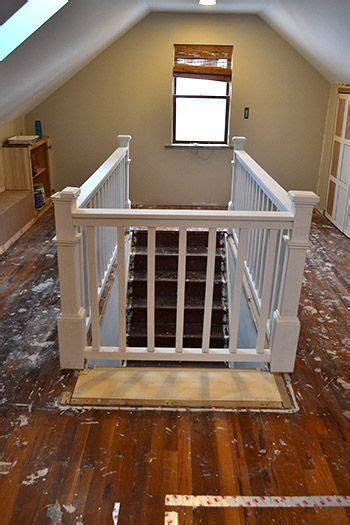 Building A Banister by How To Build Stair Banister Projects Stair