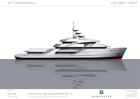 icon yacht design 59m survey vessel conversion project by newcruise for icon