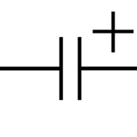capacitor polarised symbol how to choose the right capacitor types every time