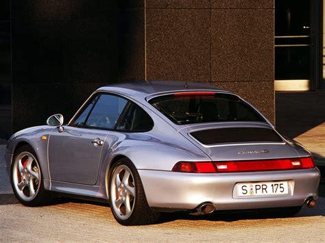 porsche carrera 911 4s porsche 911 carrera 4s 993 specs 1995 1996 1997