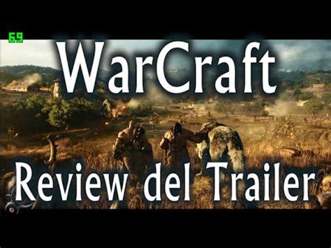 libro warcraft the official movie review del teaser trailer de warcraft pel 237 cula doovi