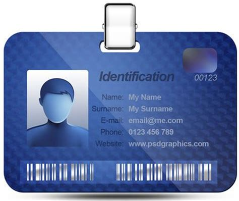 id templates for photoshop name id card template for photoshop cosplay id card
