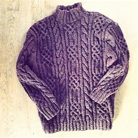 free mens cable knit sweater patterns 144 best knitting for images on knit