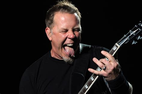 Hetfield Metallica hetfield on metallica there s no reason for us to