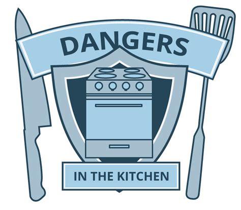 Kitchen Hazards A Thrifty How Safe Is Your Kitchen