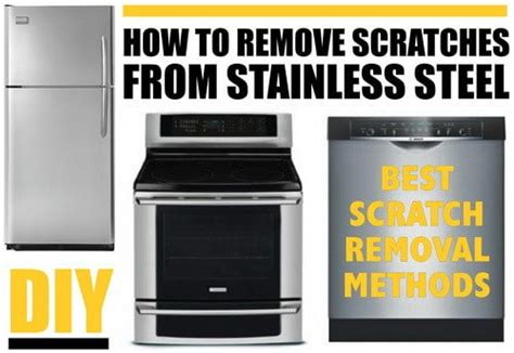Toaster Oven Cleaner Best Ways To Remove Scratches From Stainless Steel