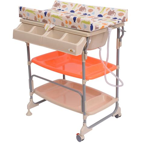 Portable Changing Table Best Playpen With Changing Table Designs