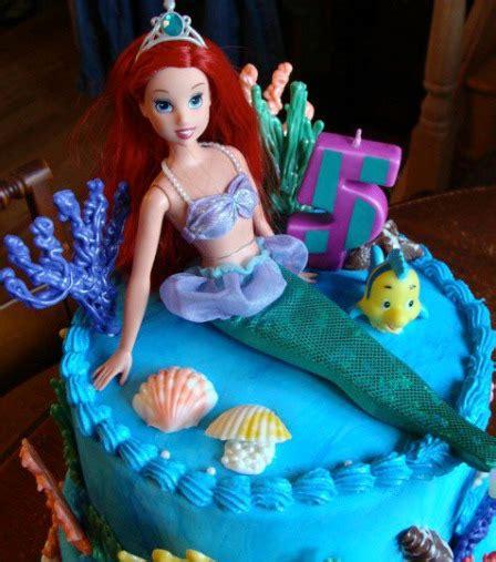 Ariel Birthday Cake Decorations by Marilyn Birthday Cake Cake Marilyn
