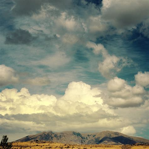 nature thick cloudy sky landscape ipad air wallpaper