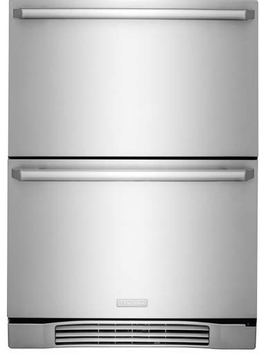 Electrolux Refrigerator Drawers by Ei24rd10qs Electrolux Undercounter Refrigerator Drawers