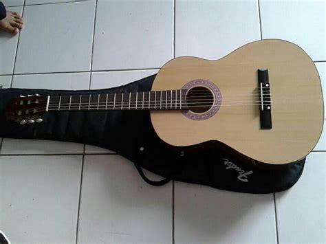 Gitar Classic Murah Jakarta jual gitar klasik folk custom ridwan