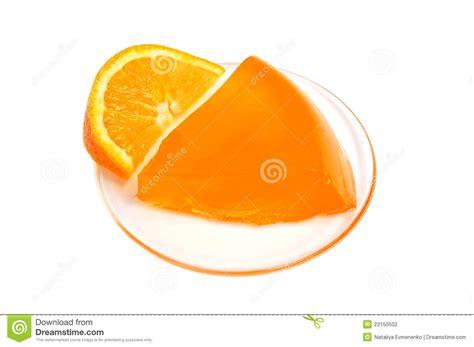 Jelly Whitening Ekstrak Orange Premium orange jelly stock photography image 23150502