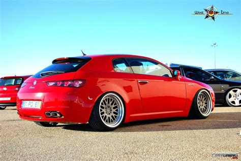 Alfa Romeo Brera Usa by Tuning Alfa Romeo Brera Side