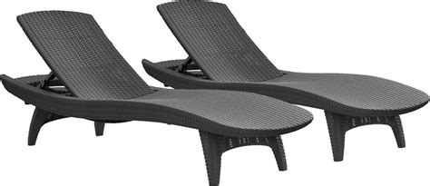 deck chair ikea singapore keter 2pc rattan outdoor chaise lounge chairs patio table