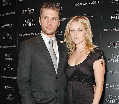 Breaking Resse Witherspon Phillippe Split by Phillippe On Reese Witherspoon Divorce We Got