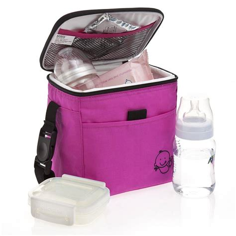 Tommee Tippee Dual Insulator Thermal Cooler Bag Tas Warmer Pouch polar gear baby toddler lunch food bottle bag insulated travel cooler pack ebay