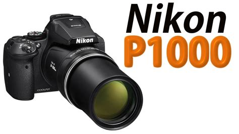 nikon p1000 expected specifications 4k zoom