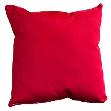 Outdoor Throw Pillows Clearance by Shop Sunbrella Outdoor Throw Pillow Essentials By