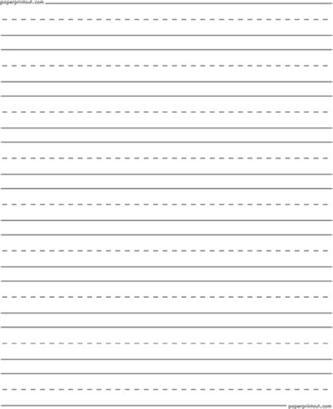 Lined Paper For Writing Practice Blank Handwriting Paper Images Amp Pictures Becuo
