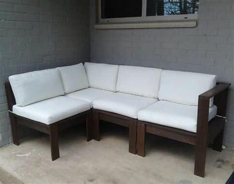 diy outdoor sofa sectional simple modern outdoor sectional diy outdoor furniture