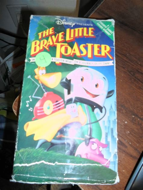 Opening To The Brave Little Toaster 1991 Vhs Image The Brave Little Toaster Vhs 2 Jpg Scratchpad