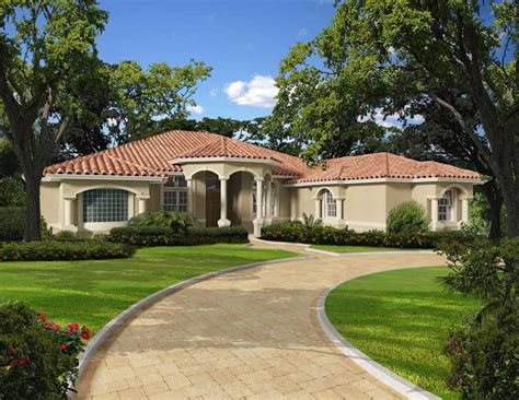 single story homes on tile florida style home with 5 bdrms 5565 sq ft floor plan 107 1080