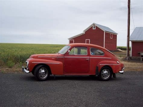 volvo pv 544 1962 volvo pv544 to drive fastback for sale photos