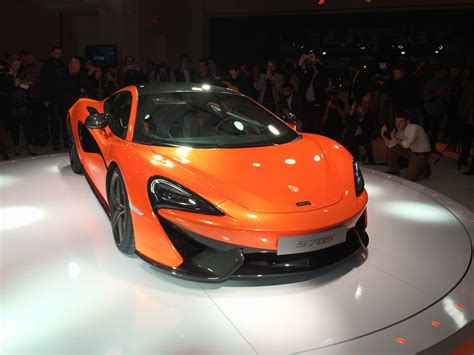 decoding the mclaren 570s on in new york by car