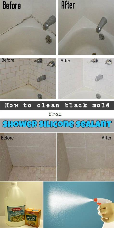 how to clean mold off walls in bathroom how to clean black mold from shower silicone sealant