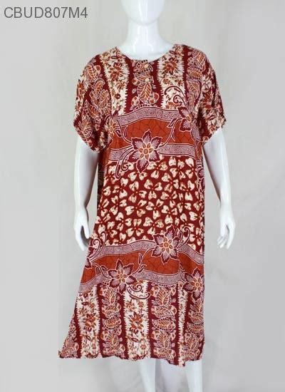 Daster Sekdress Ibu D 79a daster ibu jumbo motif bunga daster longdress babydoll murah batikunik
