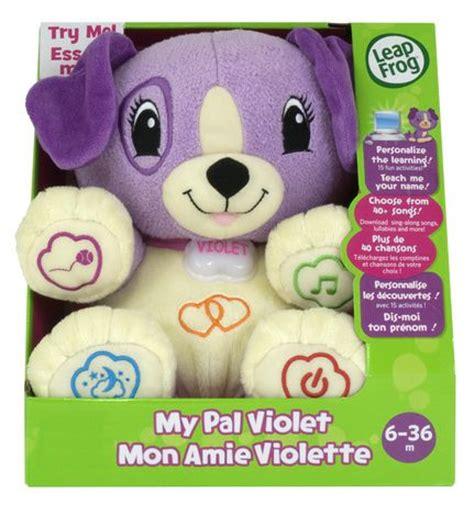 leapfrog my pal violet leapfrog my pal violet version walmart canada