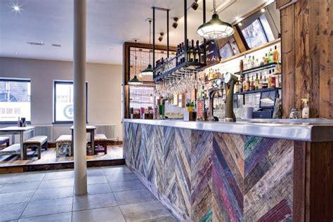 crafty pig restaurant reflect street style  manchester