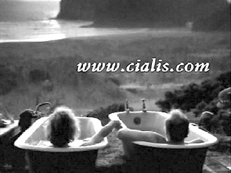 Why Two Bathtubs In Cialis Commercials by Why Bathtubs In Cialis Ads 28 Images Which Is Cheaper