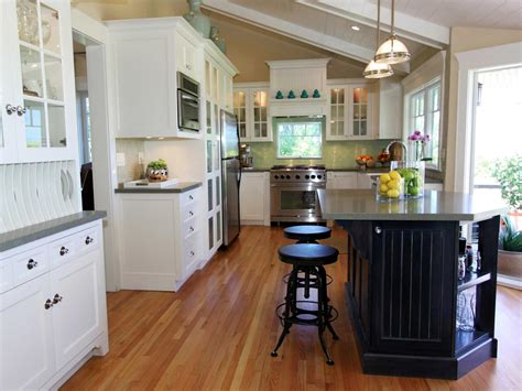Kitchen Cabinet Ideas For Vaulted Ceilings Photo Page Hgtv