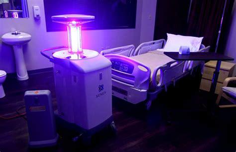 uv light in hospitals giz explains how ultraviolet light will sterilise