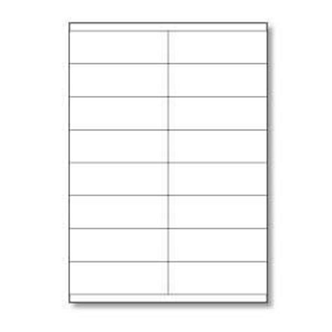 address label template 16 per sheet a4 105 x 35mm avery 174 size label 16 labels per sheet