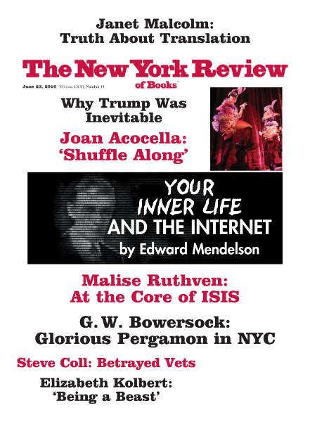 new york review of books the new york review of books 23 june 2016 home
