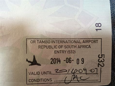 consolato colombiano roma sudafrica visto visa on arrival e ambasciate