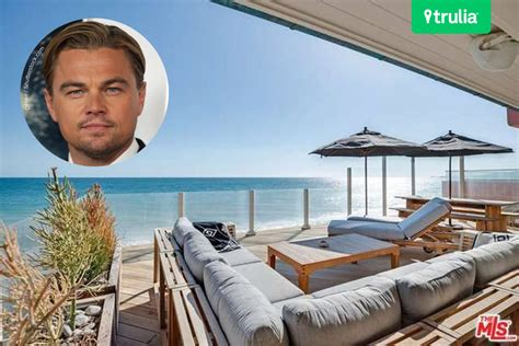trulia malibu leo dicaprio house listed in malibu ca celebrity