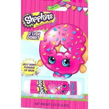 Shopkins Dlish Donut shopkins d lish donut lip balm