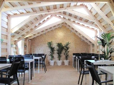 Kayu Hybrid Wood Nano Tech twisting cork coffee shops design summer cafe