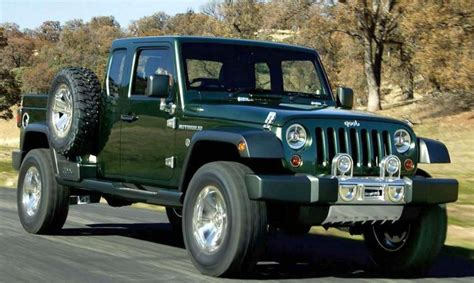 Jeep Gladiator 2016 Jeep Truck Price 2017 2018 Best Cars Reviews